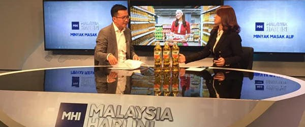 Alif cooking oil featured on tv3 malaysia hari ini thumb