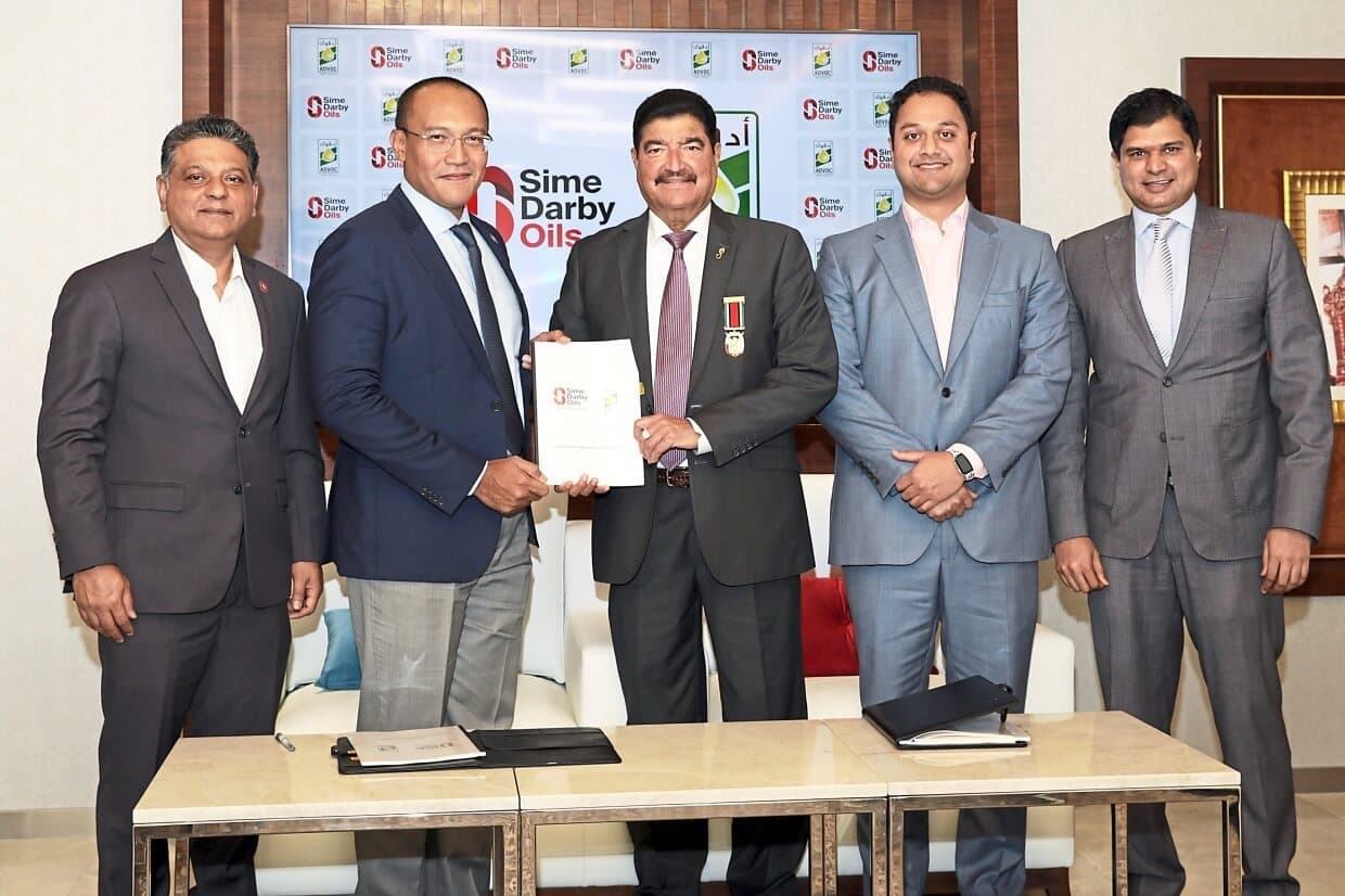 Sime darby oils formed strategic partnership with advoc