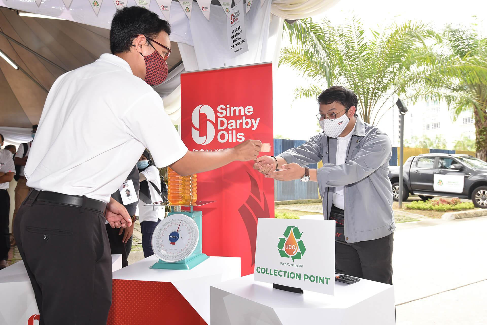 Sime Darby Oils - Used Cooking Oils Programme
